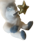 miniature 4 - Rudolph Abominable Snowman Bumble Happy New Year 2000 Plush Stuffed CVS New