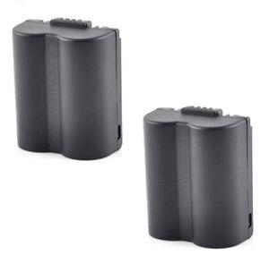 2 batteries for panasonic cgr s006 cgr s006a cgr s006e cgr s006e 1b dmw bma7 ebay. Black Bedroom Furniture Sets. Home Design Ideas