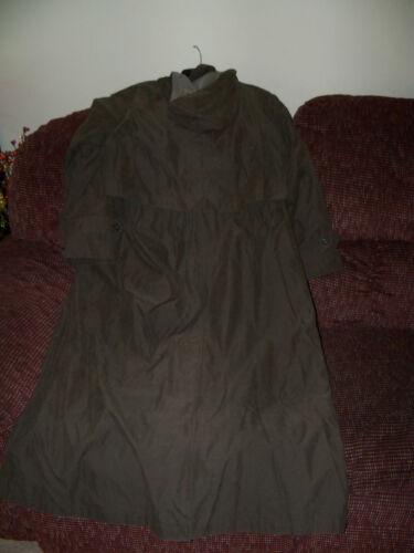Hood W Fs Brown Ltd Nwot Aftagelig Size Large Women's Raincoat Regntøj OZY1nZ