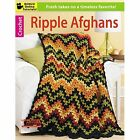Crochet Ripple Afghans by Leisure Arts (Paperback)