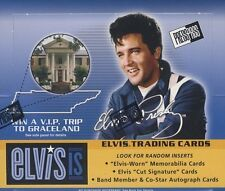 "Press Pass ""Elvis Is"" Hobby Box"