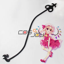 Touhou Project Flandre Scarlet Wand PVC Cosplay Prop