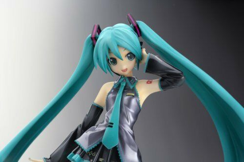 Character Vocal Series 01 Miku Hatsune 1//8 PVC figure Good Smi From japan