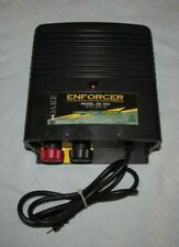 New Listingusa Made Dare Enforcer De 300 Electric Fence Charger 110v Up To 75 Acres Cattle