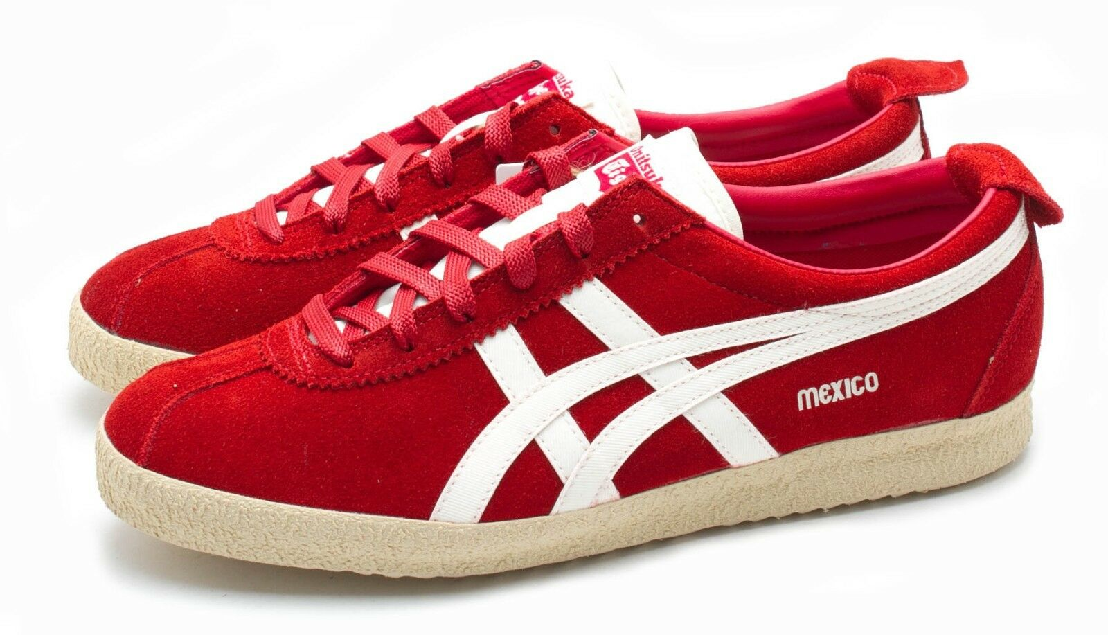 Onitsuka Red/Slight Tiger Mexico 66 Delegation Red/Slight Onitsuka White D601L.2199 Sz 13 02abe7