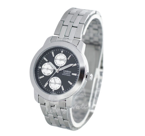 1 of 1 - -Casio MTP1192A-1A Men's Metal Fashion Watch Brand New & 100% Authentic