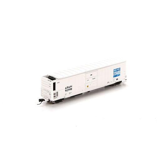 Athearn   24781 57' Mechanical Reefer w/Sound, Union Pacific/ARMN   912998 N MIB