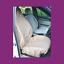 thumbnail 1 - Front Single Car Van Beige Sand Waterproof LARGE Universal Airbag Seat Covers