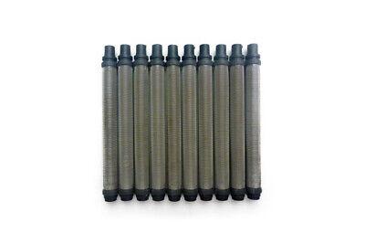 10x Pistolenfilter Filter Für Farbspritzpistole Airless Silber 300 Mes GroßE Auswahl;