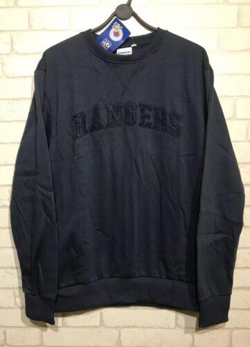 Glasgow Rangers Maglione Nuovo di Zecca Taglia media-Official Merchandise