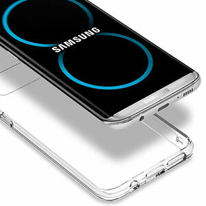 Ultra-Duenne-Schutzhuelle-Samsung-Galaxy-S8-5-8-Huelle-Tasche-Case-Transparent-Klar