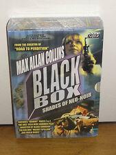 The Black Box (DVD) 4-Disc! Max Allan Collins, Blake Edwards, TROMA DVD! NEW!