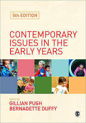 1 of 1 - Contemporary Issues in the Early Years by SAGE Publications Ltd (Paperback,...
