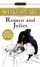 Shakespeare, Signet Classic: Romeo and Juliet by William Shakespeare (1998,...
