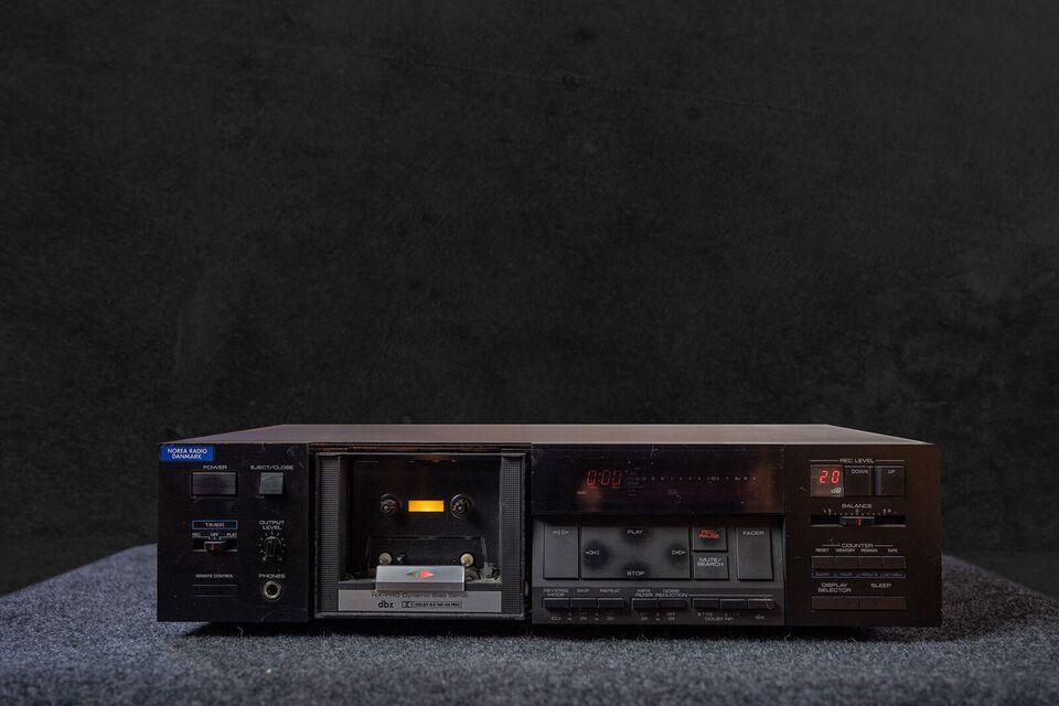 Båndoptager, Yamaha, KX-R7000