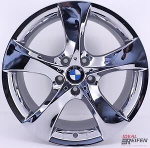 Original-BMW-19-Zoll-3er-E90-E91-E92-E93-Facelift-Alufelgen-Styling-311-NEU-CHRO