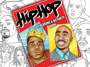 image is loading hip hop coloring amp activity book tupac drake - Hip Hop Coloring Book