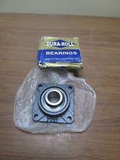 "Duraroll UCFX07-23 New Ball Bearing Flange Unit 1-3//8/"" ID"