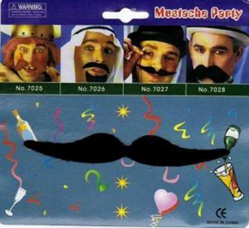 Costume Stick Adhésif Moustache Nouveauté Barbes côté Burns Fancy Dress