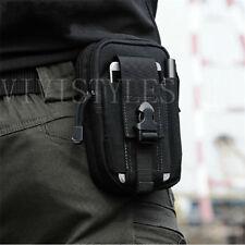 Outdoor Tactical Molle Vita Confezione Marsupio Astuccio Cellulare Borsa Cintura
