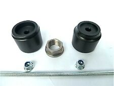 KTM 690 SMR SMC SM DUKE R  LC4 REAR AXLE  CRASH MUSHROOMS SLIDERS BOBBINS    S3X