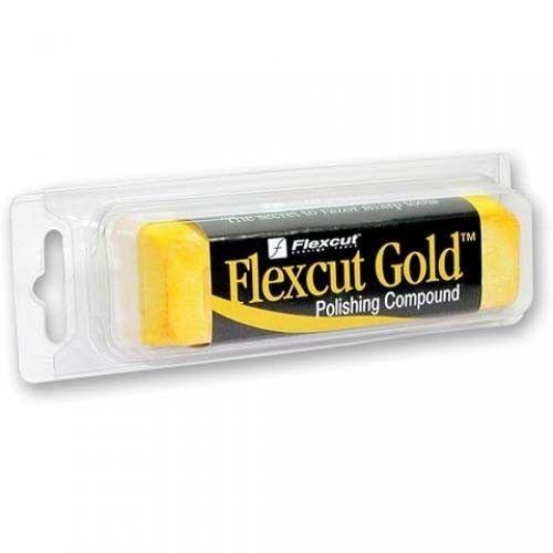 Gold Polishing Compound AP510075 Flexcut PW11