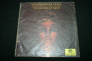 STEPPENWOLF-LP-33T-12-034-GOLD-THEIR-GREAT-HITS-RARE-CHINA-PRESS