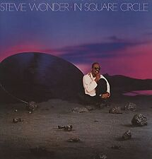 STEVIE WONDER In Square Circle MOTOWN RECORDS Sealed Vinyl Record LP