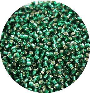 NELLYS Miyuki Delica Beads 150 Farben DB0051 rund 11//0 crystal AB 5g