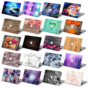 Cute-Painted-Rubberized-Hard-Case-Cover-KB-SP-For-New-Macbook-Pro-Air-11-13-15