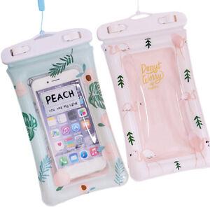 Am-Waterproof-Cell-Phone-Bags-Swim-Floating-Air-Sac-Outdoor-Diving-Phone-Bag-Po