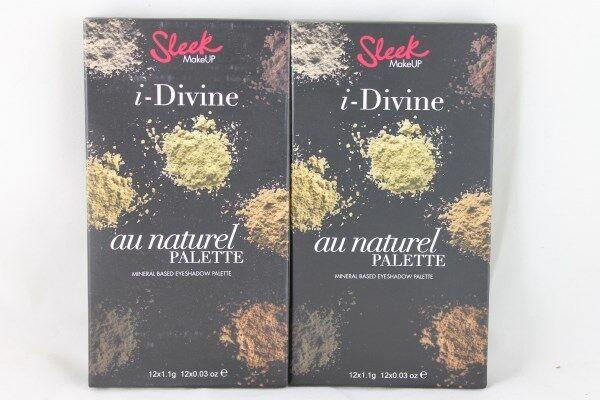 Sleek MakeUP i-Divine Palette Ombres À Paupières Minéraux à base de