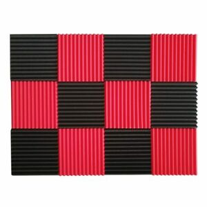 12-Pcs-Paneles-acusticos-Insonorizacion-Espuma-Baldosas-acusticas-Espuma-de-A5X3