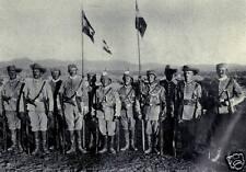 Air Raid on South African Military Camp World War 1 6x4 Inch Reprint Photo 1