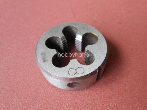 1pc Metric Left Hand Die M14 X 1mm Dies Threading Tools 14mm X 1.0mm pitch