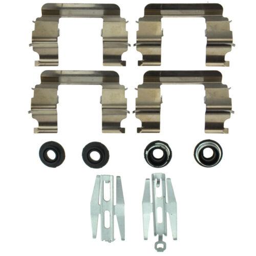 Disc Brake Hardware Kit Front Centric 117.66015
