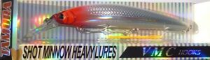 shot minnow heavy h022 36g pesce artificiale pesca spinning spigola mare - Italia - L'oggetto può essere restituito - Italia