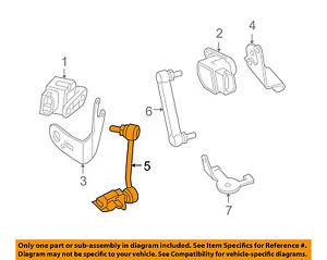 BMW OEM 08-13 M3 Electrical-Adjust Rod 37142283867