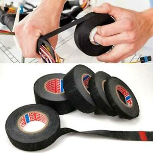 Adhesive-Cloth-Automotive-Wiring-Harness-Tape-Car-Heat-Perfect-Sound-T2Z1