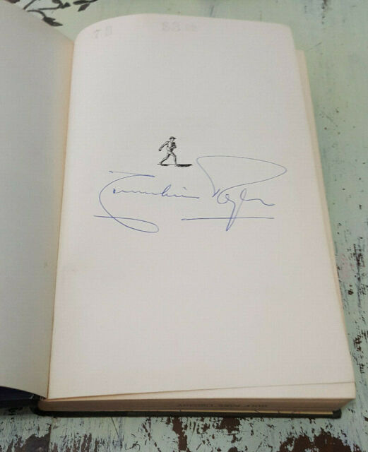 FLAT SIGNED The Longest Day - Cornelius Ryan (1959) Hardcover