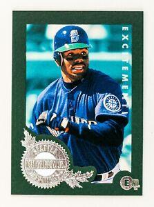 Ken-Griffey-Jr-113-1996-Fleer-Skybox-E-XL-Excitement-Seattle-Mariners-HOF