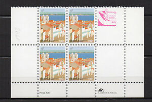 PORTUGAL-1993-bloc-4-timbres-Y-amp-T-N-66-neuf-sans-charniere-T3836