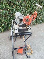 Ridgid 300 Compact Pipe Threading Machine