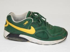 premium selection 3ad0c 05a0e Image is loading NIKE-Air-Max-Go-Strong-418115-371-Green-