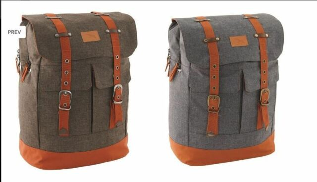 Easy Camp Indianapolis 28 Back Pack in Coffee RRP £40.99