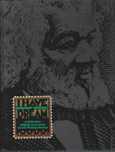 I-Have-A-Dream-Collection-of-Black-Americans-on-U-S-Stamps