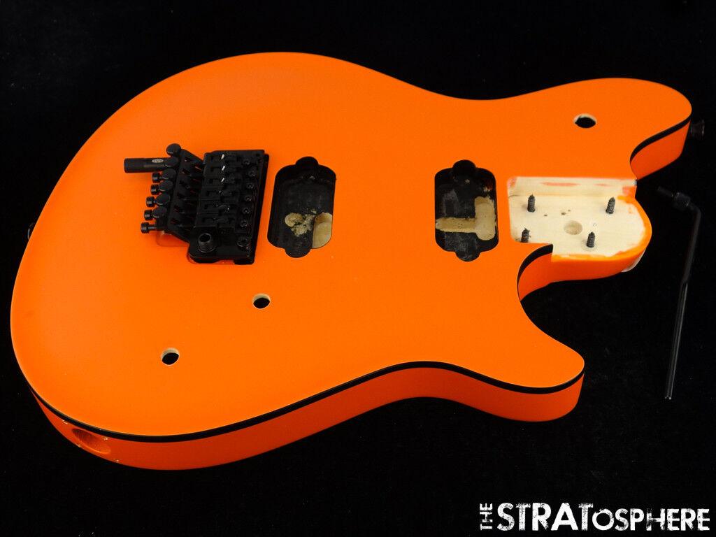 EVH Eddie Van Halen Wolfgang Special BODY & HARDWARE Floyd Rose Orange Crush