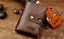 Men-Women-Genuine-Leather-Cowhide-Trifold-Wallet-Credit-Card-ID-Holder-Purse-New thumbnail 15