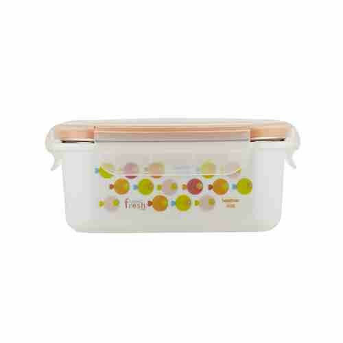 Innobaby Keepin/' Fresh Double Insulated Stainless Steel Divided Bento Box