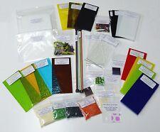 Fusing Glass Starter Kit - Ideal for the HotPot Microwave Kiln (FGK01)